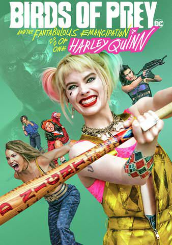 Birds of Prey HD VUDU/MA or itunes HD via MA