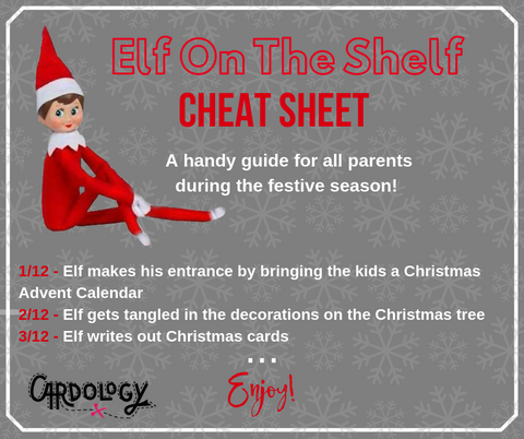UK Elf On The Shelf Ideas!