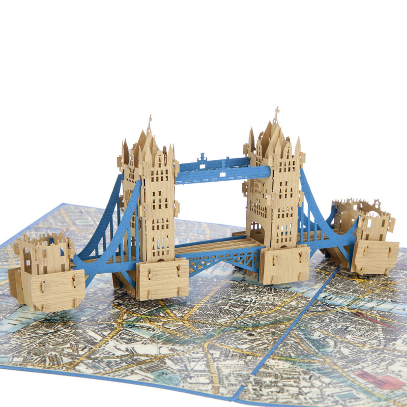 Tower Bridge Pop Up Card