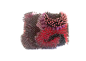 Avice Beaded Clutch