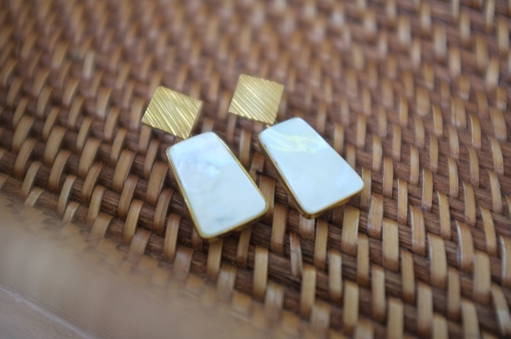 Stonehenge Earrings Mini
