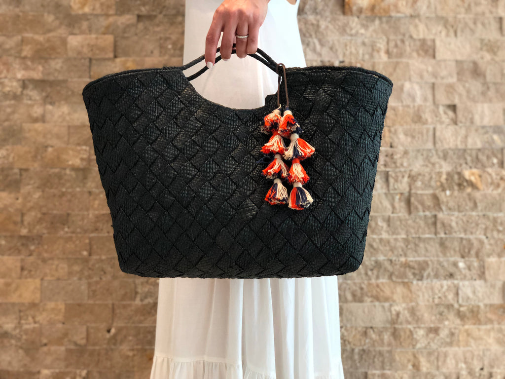 Arianna Woven Tote