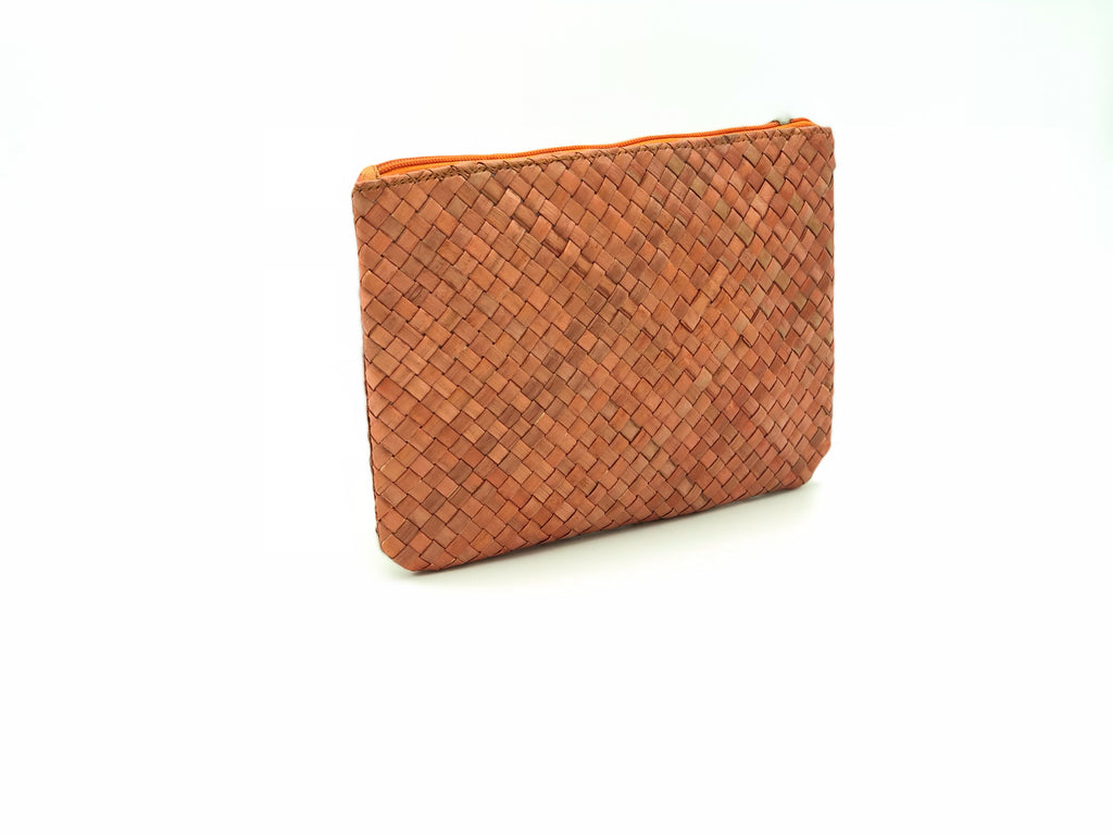 Summer Clutch Orange
