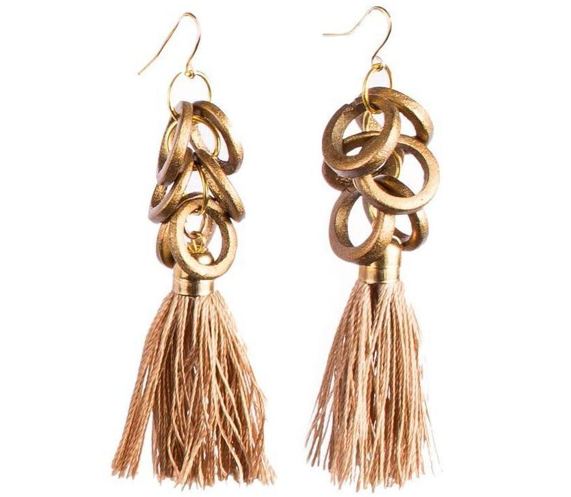Luciana date night earrings