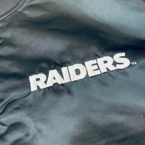VINTAGE RAIDERS STADIUM JACKET