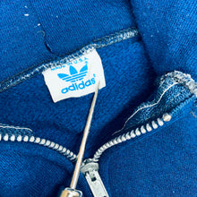 Load image into Gallery viewer, 70'S VINTAGE ADIDAS ZIP UP SWEAT