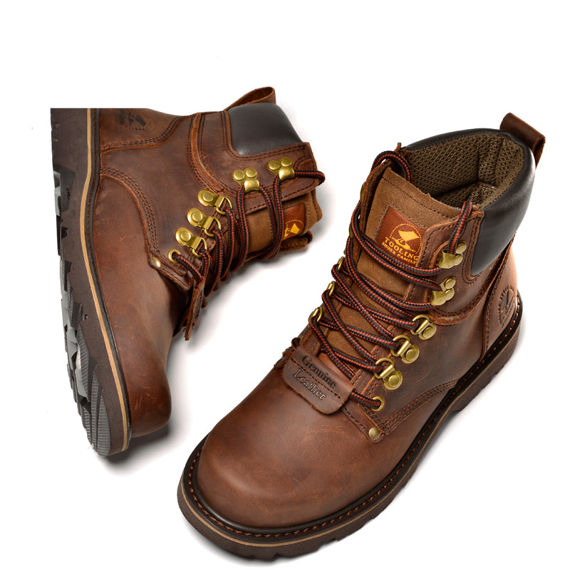 Golden Sapling Hiking  Boots