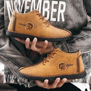 Winter Men Ankle Boots