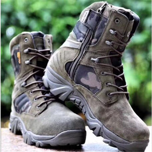 Military Tactical Boots