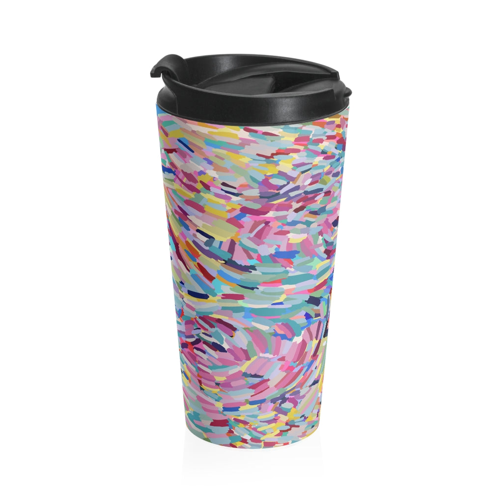 Stainless Steel Travel Mug Nicole