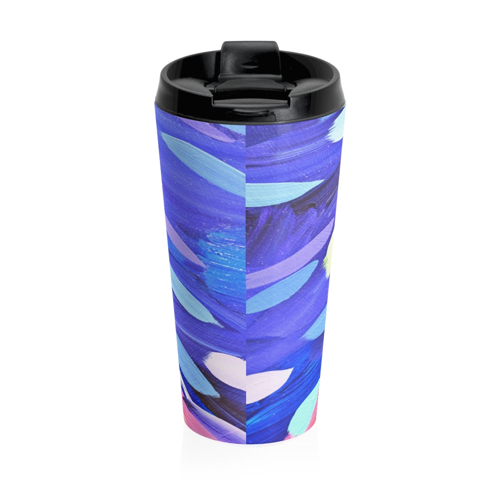 Stainless Steel Travel Mug Naomi