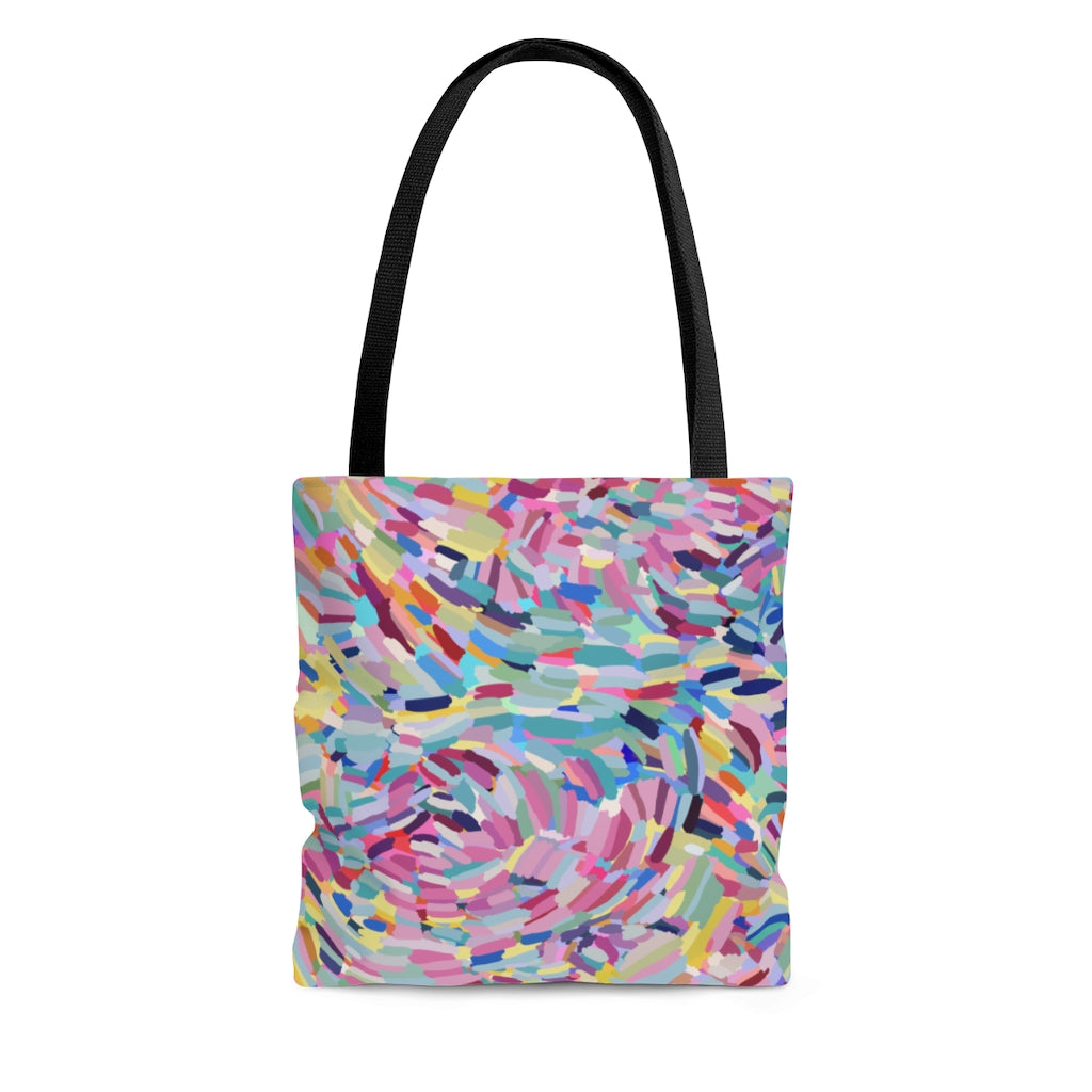 Tote Bag X Pastel Rainbow Studio