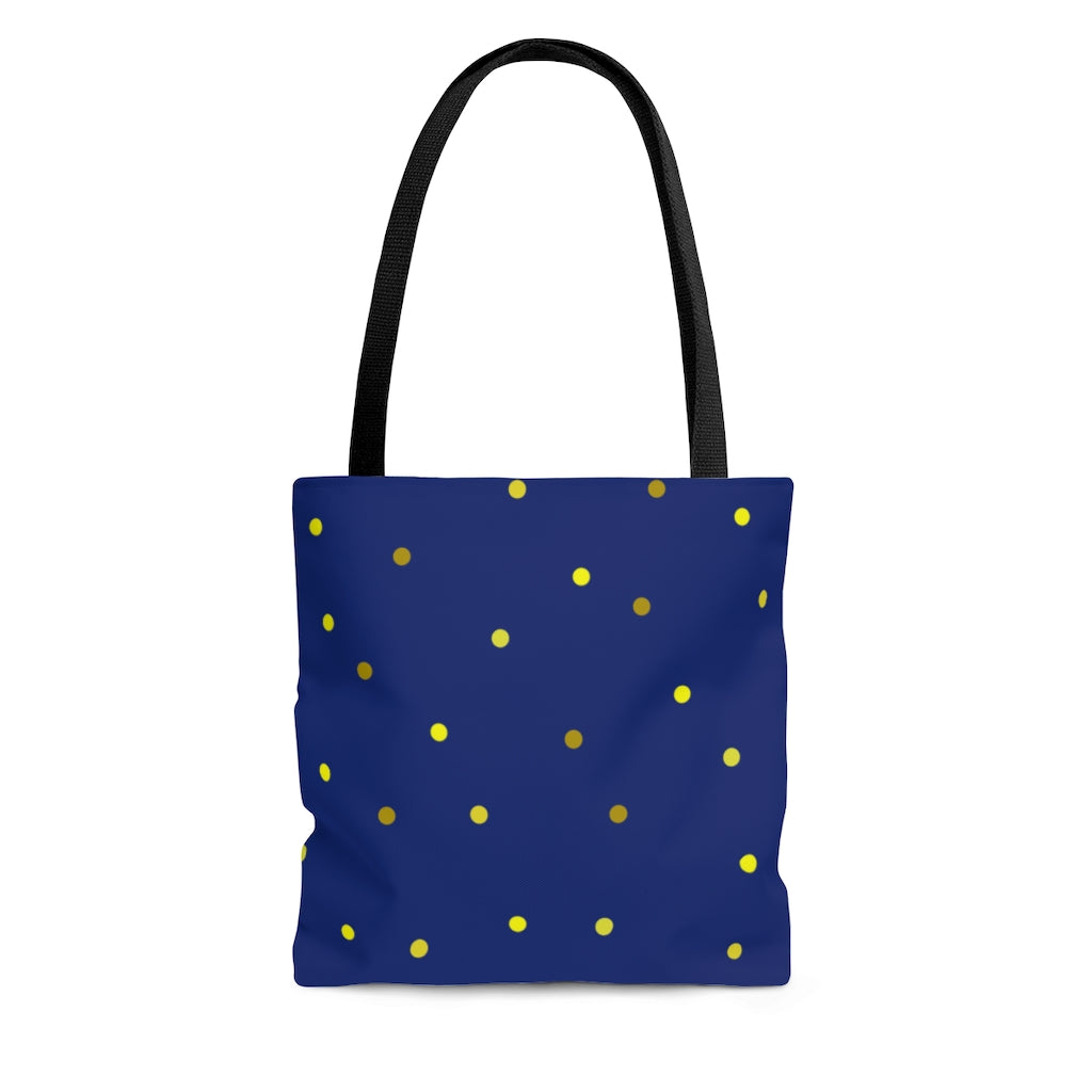 Tote Bag starry Night
