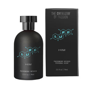 Black Label For Him, Pheromone Personal Scent
