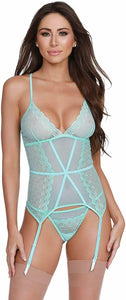 Dreamgirl- Aqua 2pc
