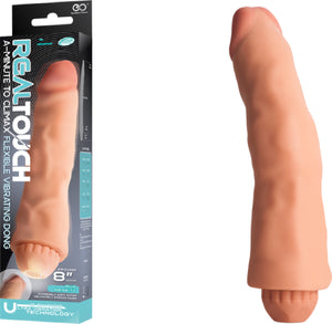 Flexible Vibrating Dong 8""