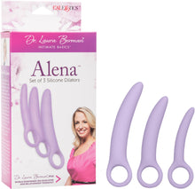 Load image into Gallery viewer, Alena Set Of 3 Silicone Dilators