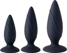 Load image into Gallery viewer, Essence Anal Training Set (Black)