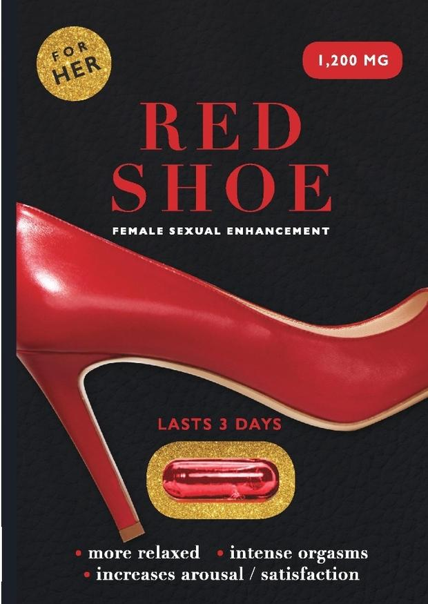 Red Shoe Female Enhancement Pill