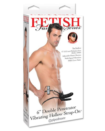 Fetish Fantasy - Double Penetrator