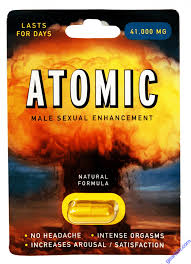 Atomic Male Enhancement pill