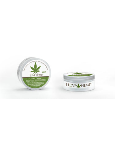 I Love Hemp G-spot Cream