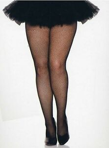 Fishnet Seamless Pantyhose Queen Size