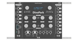 Dino Park EURO Drums and Bass Kit