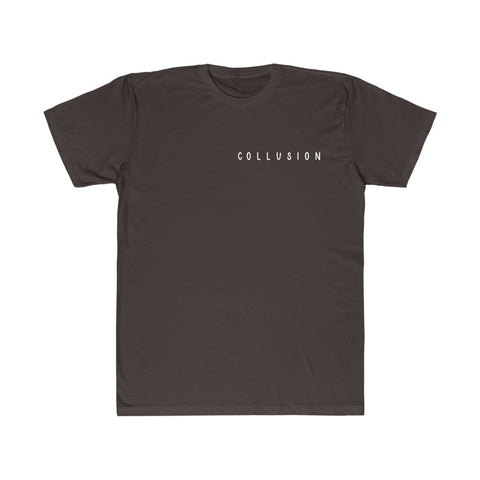 COLLUSION Unisex Fitted Tee