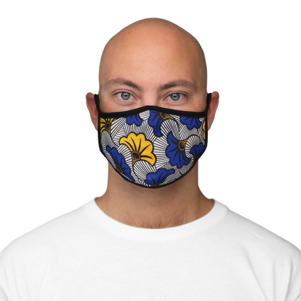 Motherland  Fitted Polyester Face Mask