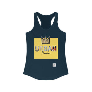 Urban Poetic  Women's Ideal Racerback Tank