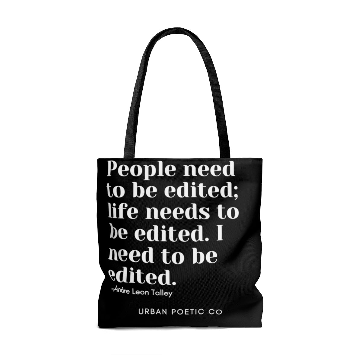 Edit Tote Bag