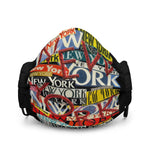 New York face mask