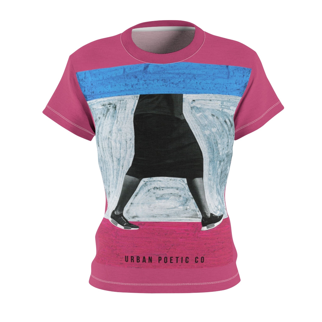 Urban Poetic Walk It Out  Lounge Shirt