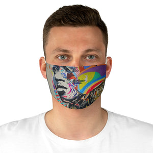The Wall Fabric Face Mask