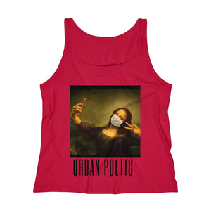 Mona Women's Relaxed Jersey Tank Top