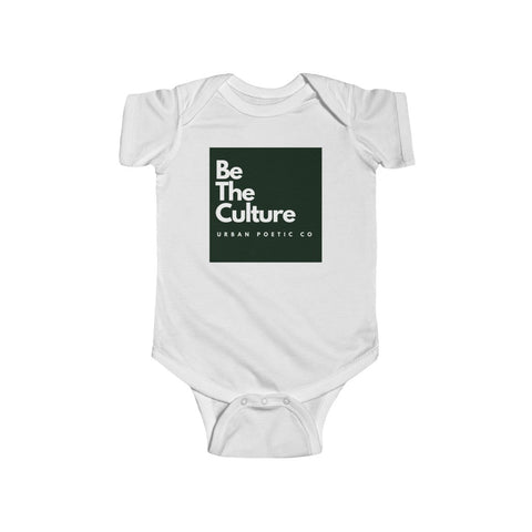 Be The Culture Infant Fine Jersey Bodysuit