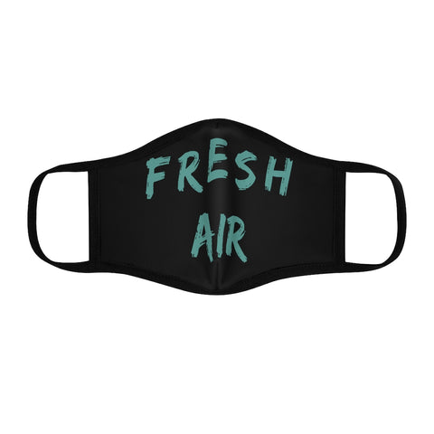 Fresh Air Fitted Polyester Face Mask