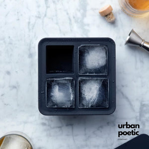 Extra Large Ice Cube Tray Craft Mix