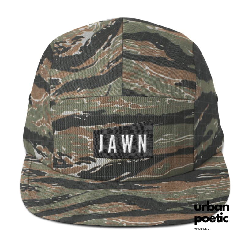 Jawn Three- Cap Camo Hats