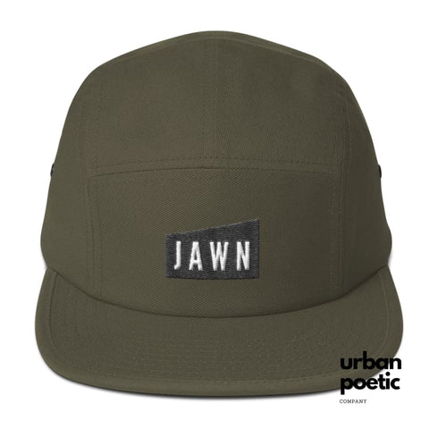 Jawn Three- Cap Olive Hats