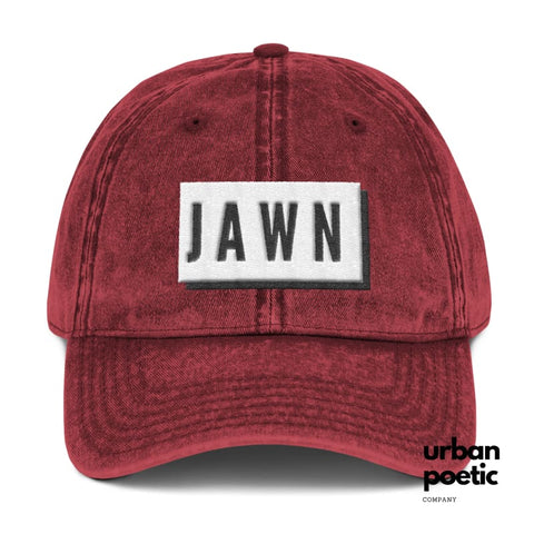 Jawn Two -Cap Red Hats