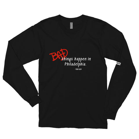 Bad Things 2 Long sleeve t-shirt