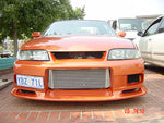 Nissan SKYLINE GTS GTR 32 33 34 HDI GT2 INTERCOOLER KIT