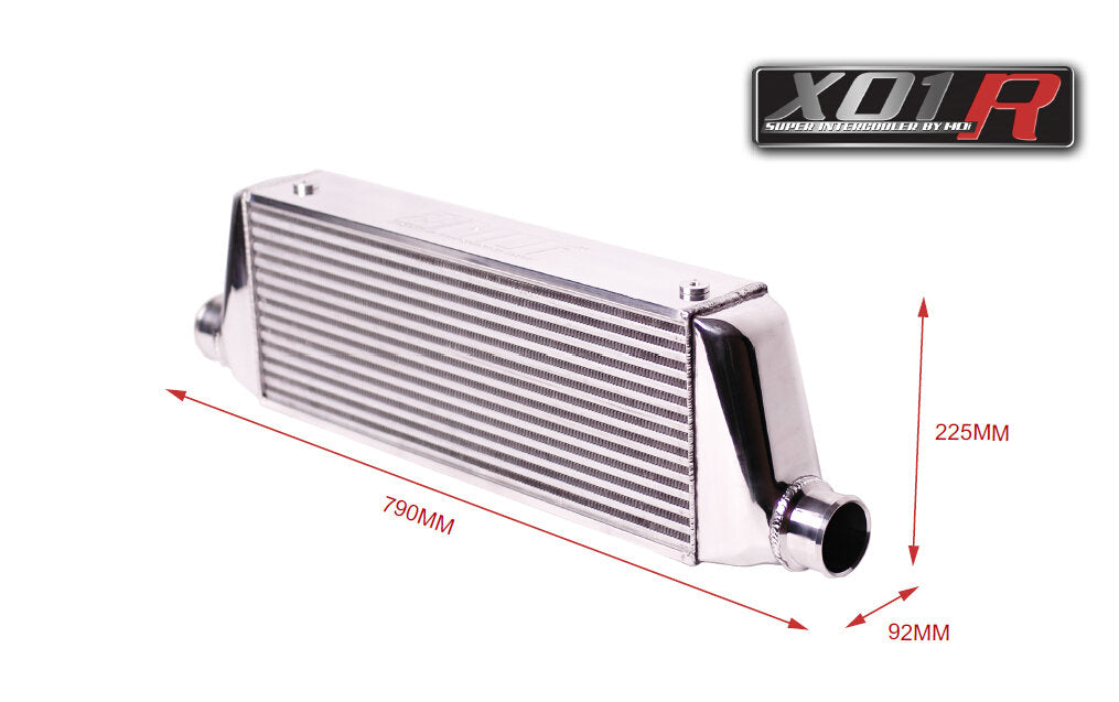 HDi X-01 Intercooler