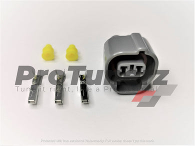 Toyota EVAP, EGBV, Wastegate VSV (blue) Connector 2jz