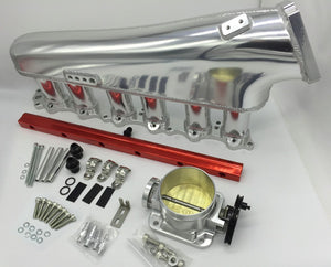 1JZ-GTE Intake Manifold /Fuel Rail / Throttle Body