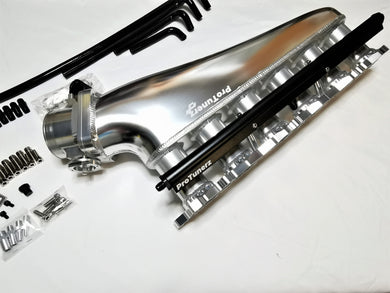 Nissan RB26DETT Intake Manifold /Fuel Rail/ Throttle Body RB26 GTR