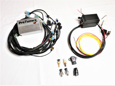 MS3X ECU + L-SERIES PLUG AND PLAY HARNESS KIT Datsun Zcar