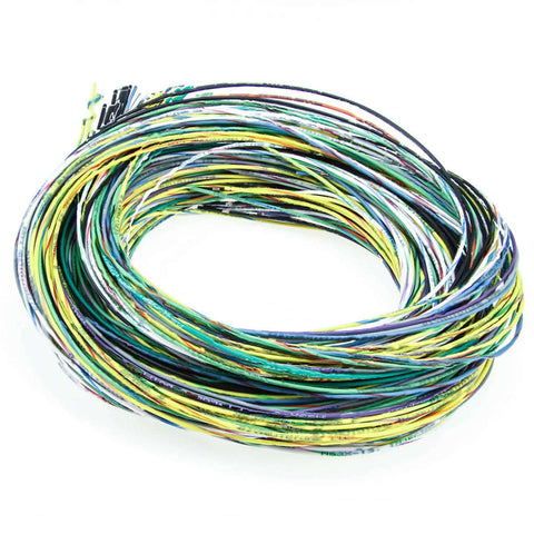 MegaSquirt 3X Wiring Bundle – 8′ long